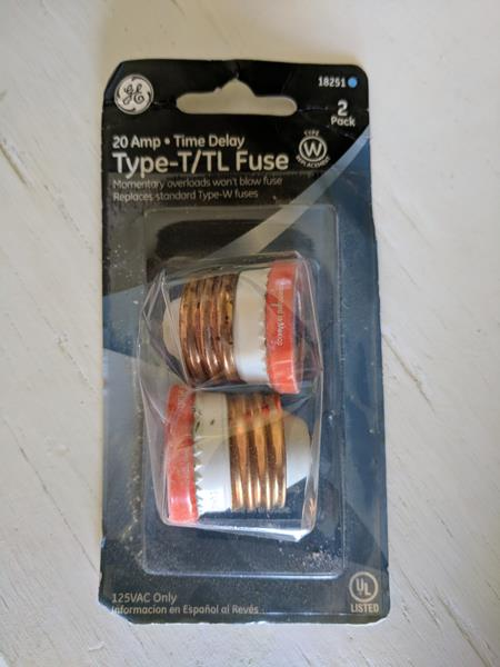 package of fuses